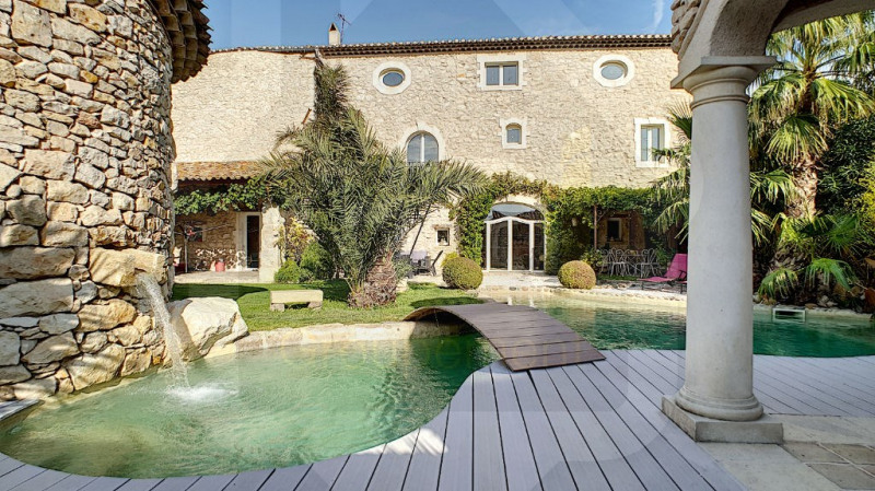 Verkauf von luxusobjekt haus Lancon provence 730000€ - Fotografie 1