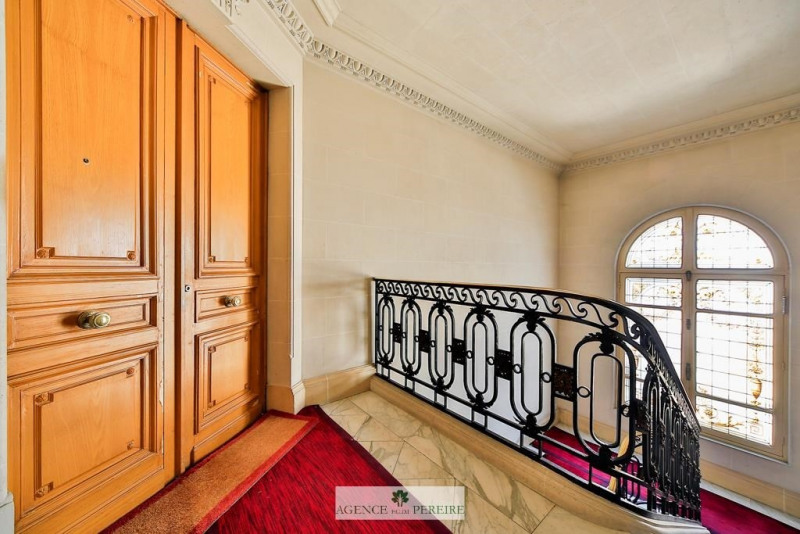 Deluxe sale apartment Paris 17ème 2 450 000€ - Picture 9