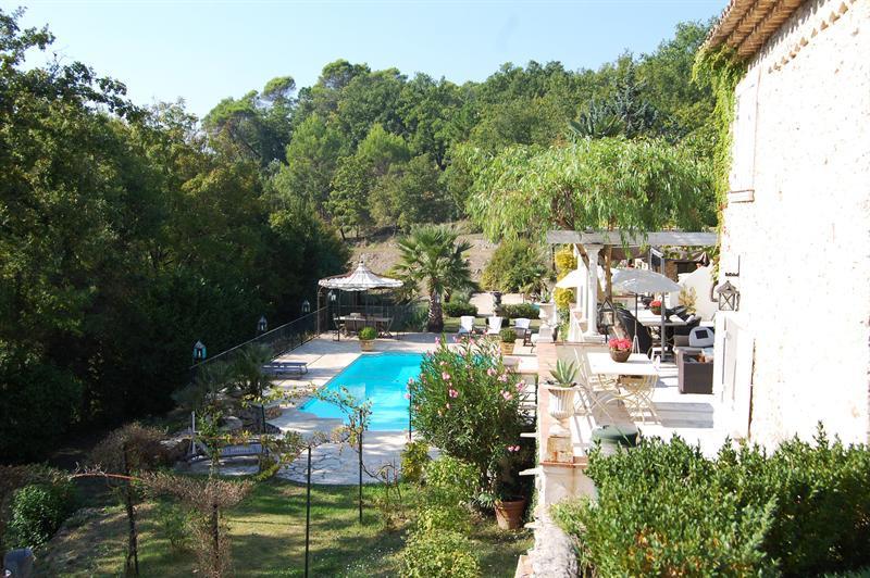Revenda residencial de prestígio casa Le canton de fayence 895000€ - Fotografia 16