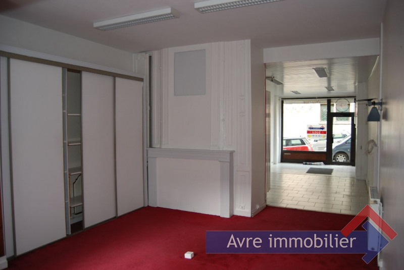 Rental empty room/storage Verneuil d'avre et d'iton 550€ CC - Picture 4