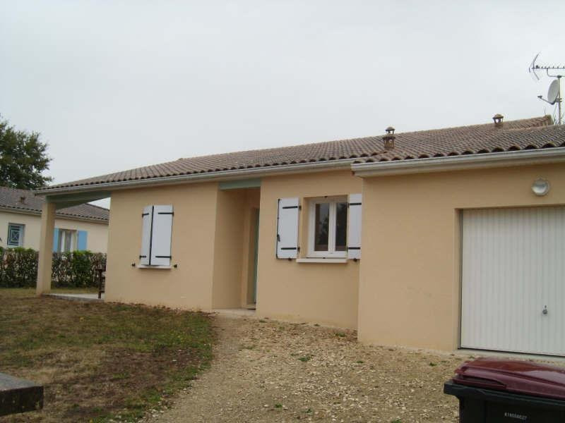 Location maison / villa Saint-yrieix-sur-charente 776€ CC - Photo 1
