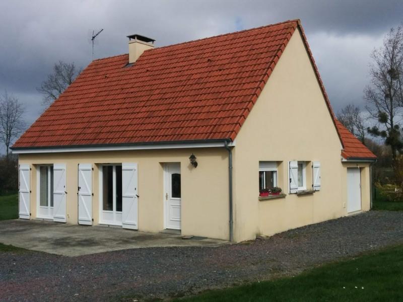 Vente maison / villa Cerisy la foret 160000€ - Photo 1