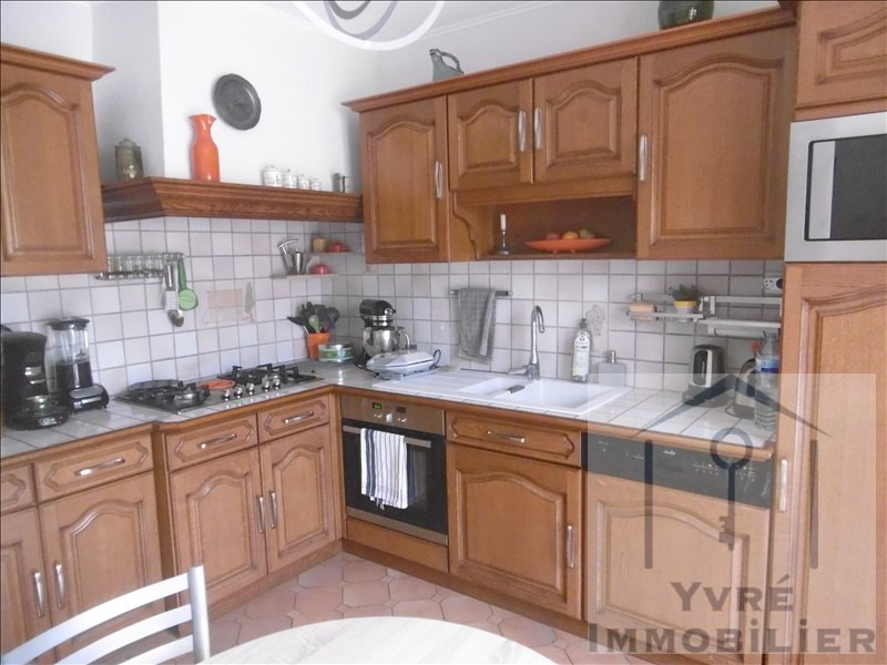 Vente maison / villa Yvre l eveque 364 000€ - Photo 4