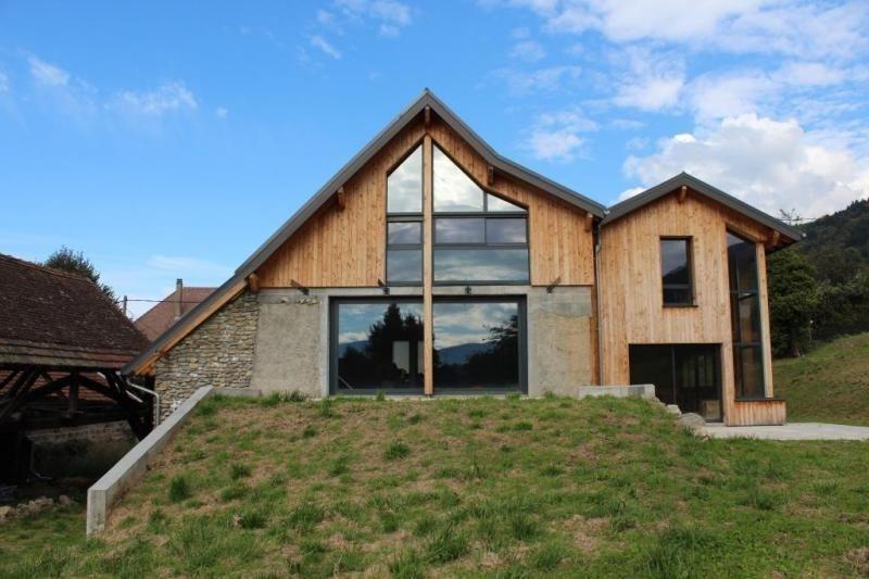 Vente maison / villa Vaulnaveys le haut 549000€ - Photo 1