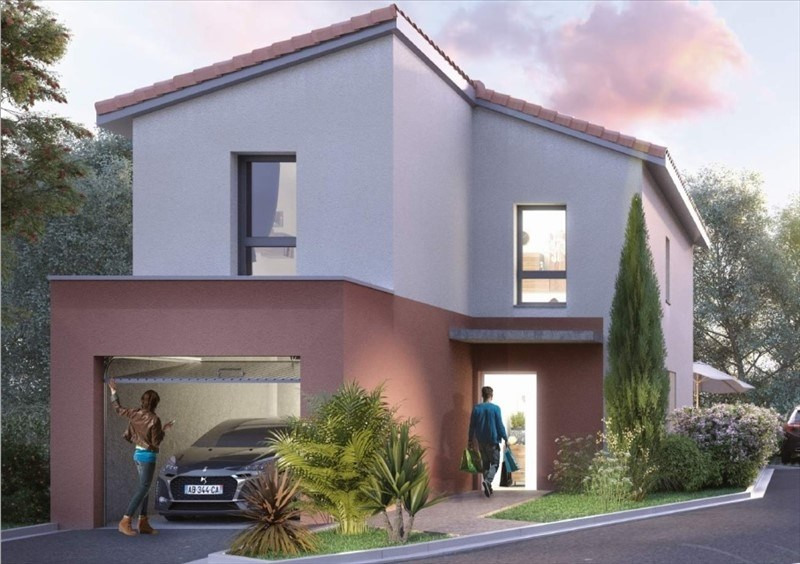 Vente maison / villa Tournefeuille 313900€ - Photo 1