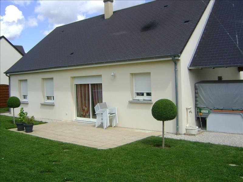 Vente maison / villa Auzouer-en-touraine 176000€ - Photo 1