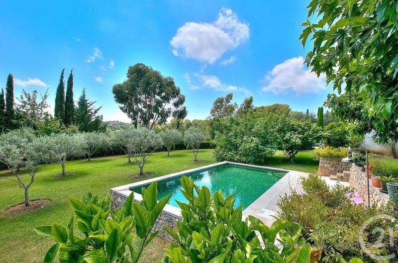 Immobile residenziali di prestigio casa Valbonne 2100000€ - Fotografia 6
