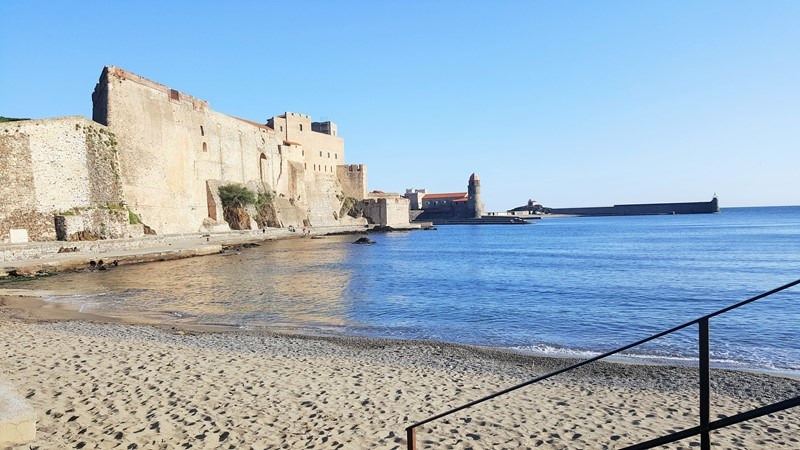 Location vacances appartement Collioure 469€ - Photo 9
