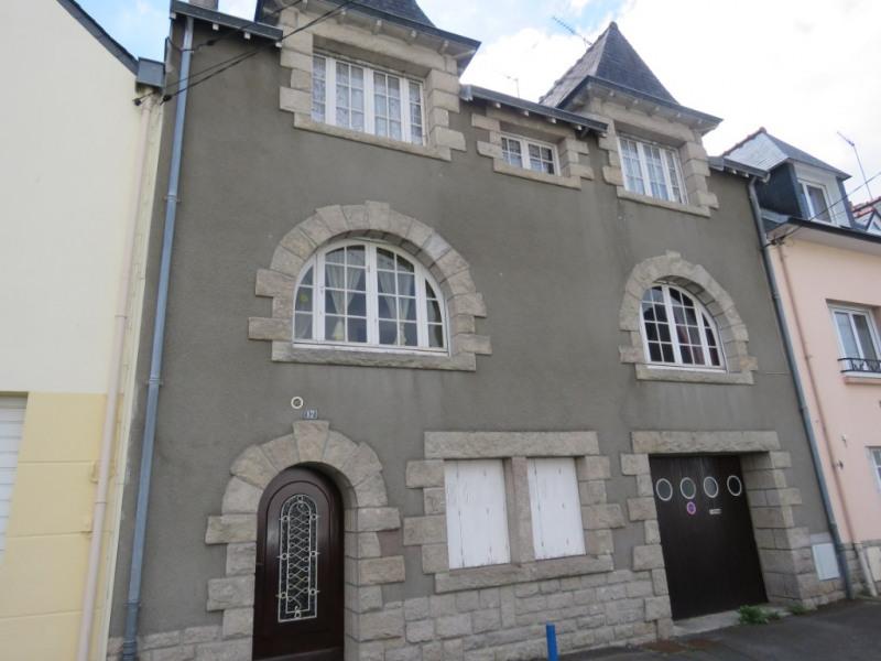 Vente maison / villa Quimper 169000€ - Photo 1