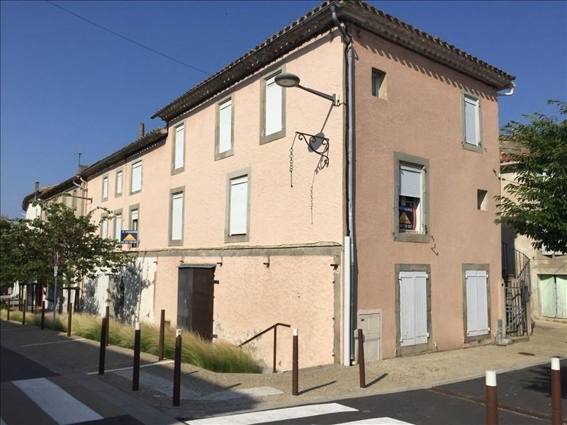 Sale house / villa Peyriac minervois 50000€ - Picture 1