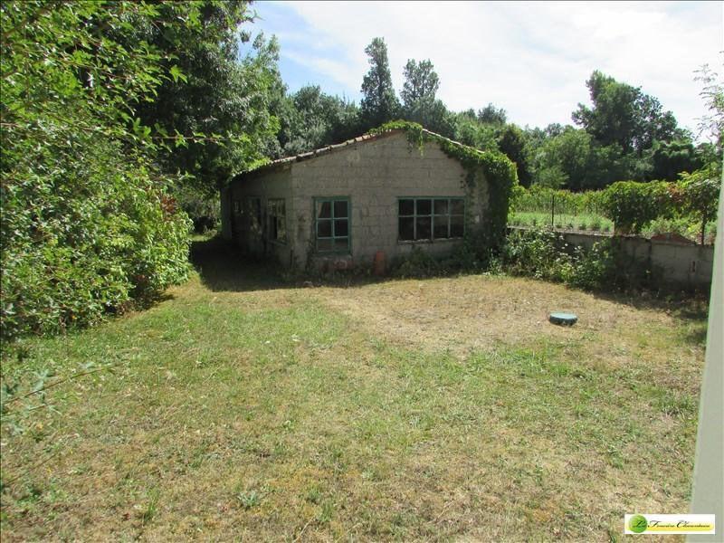 Vente maison / villa Aigre 55000€ - Photo 6