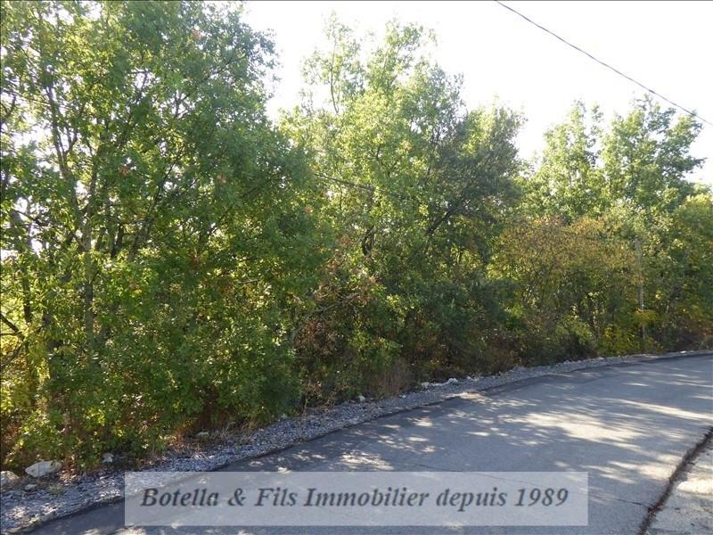 Verkoop  stukken grond St alban auriolles 265000€ - Foto 3