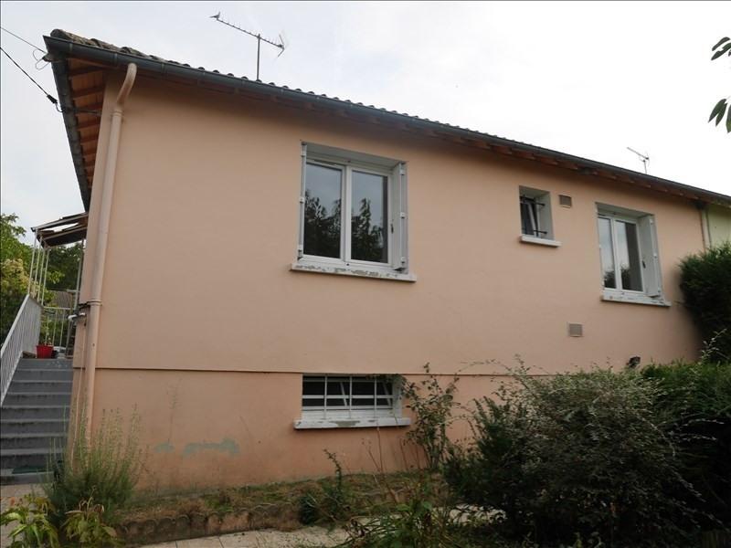 Vendita casa Freneuse 188000€ - Fotografia 1