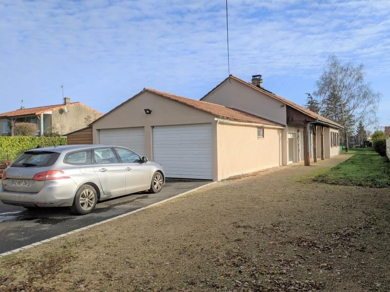 Vente maison / villa St julien l ars 257000€ - Photo 13