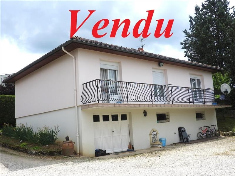 Sale house / villa Chatillon sur seine 139 000€ - Picture 1