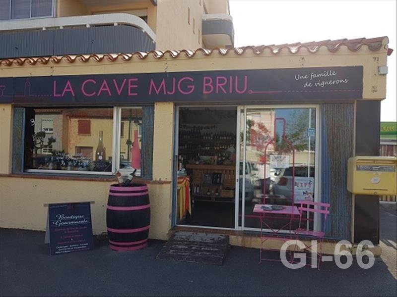 Commercial property sale shop Le barcares 55000€ - Picture 1
