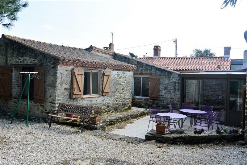 Sale house / villa Jard sur mer 343200€ - Picture 9