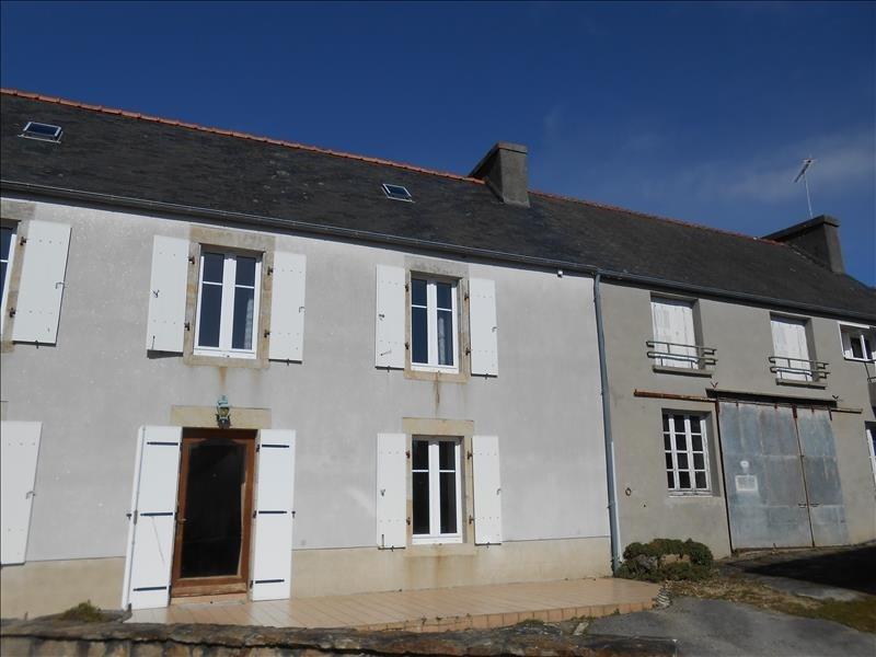 Sale house / villa Plogastel st germain 128400€ - Picture 2