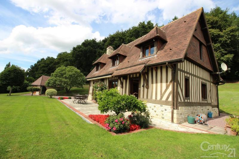 Venta  casa Tourville en auge 498750€ - Fotografía 1