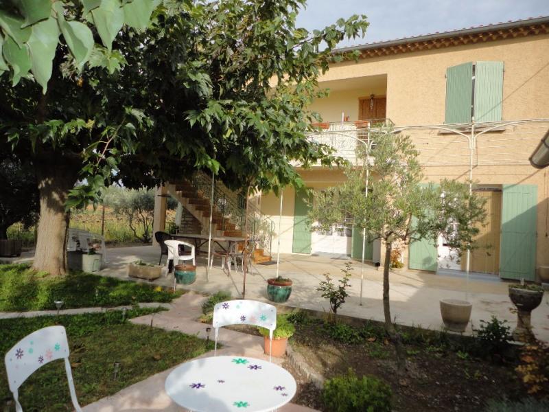 Sale house / villa Althen des paluds 395200€ - Picture 10