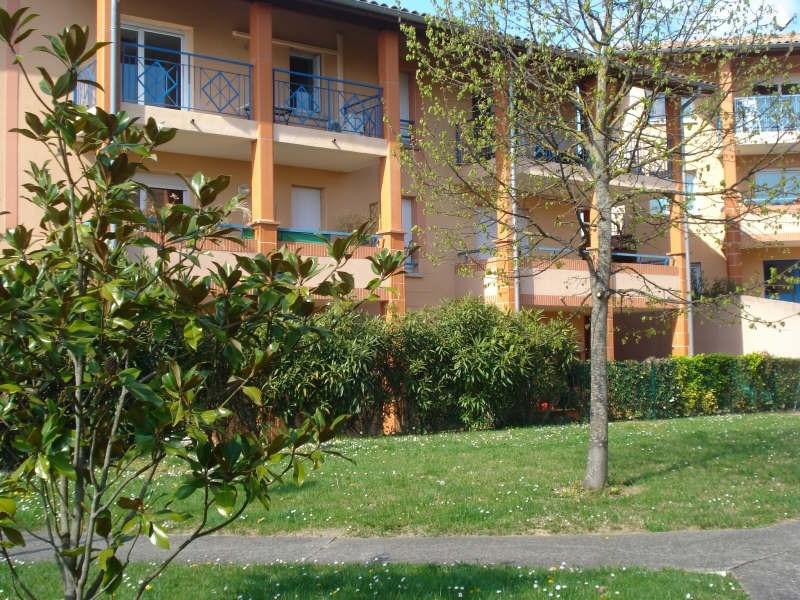 Rental apartment L union 697€ CC - Picture 1