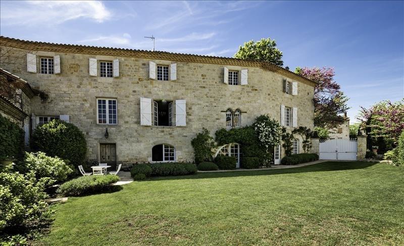 Venta de prestigio  casa Albi 665000€ - Fotografía 1
