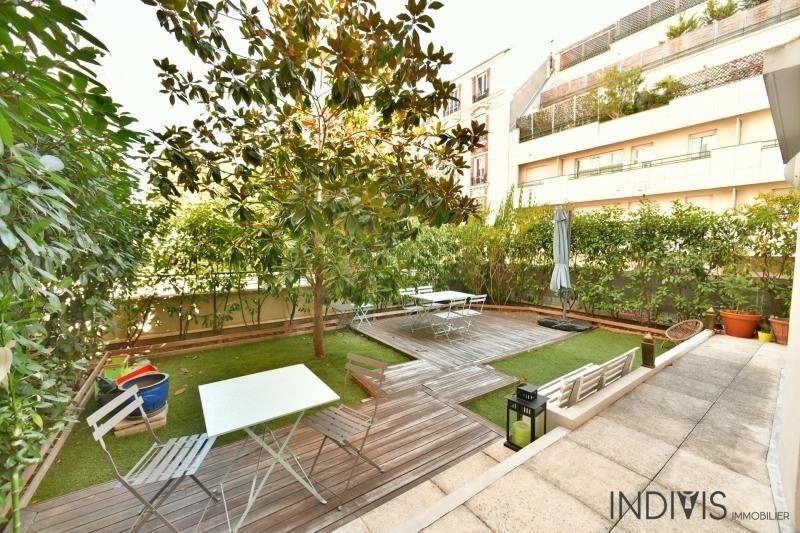 Vente appartement Suresnes 730000€ - Photo 9
