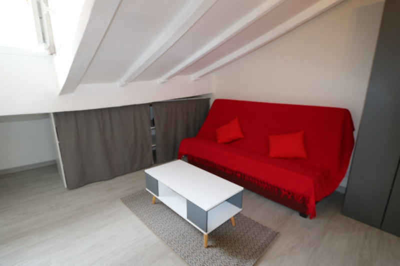 Location appartement Nice 450€ CC - Photo 1