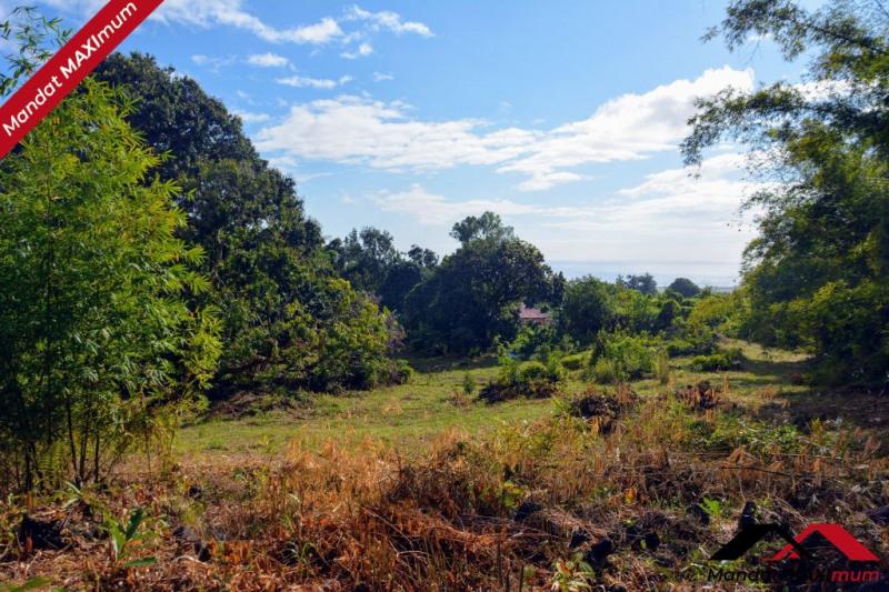 Vente terrain Saint benoit 1106897€ - Photo 3