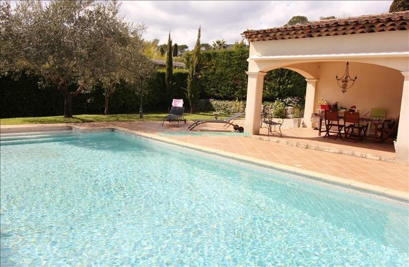 Vente de prestige maison / villa Peymeinade 697000€ - Photo 7