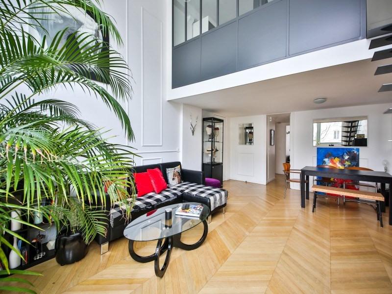 Deluxe sale apartment Paris 8ème 1229000€ - Picture 2