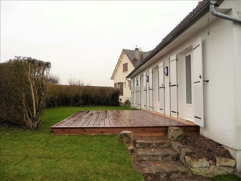 Rental house / villa Bazicourt 1086€ CC - Picture 2