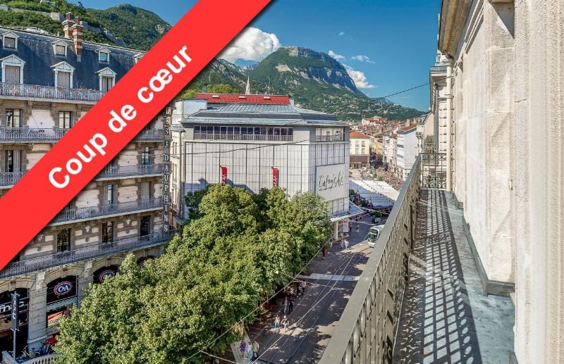 Location appartement Grenoble 1 770€ CC - Photo 1