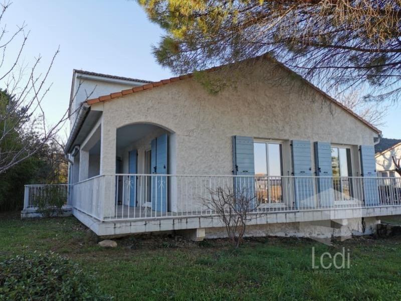 Vente maison / villa Rochemaure 284000€ - Photo 1