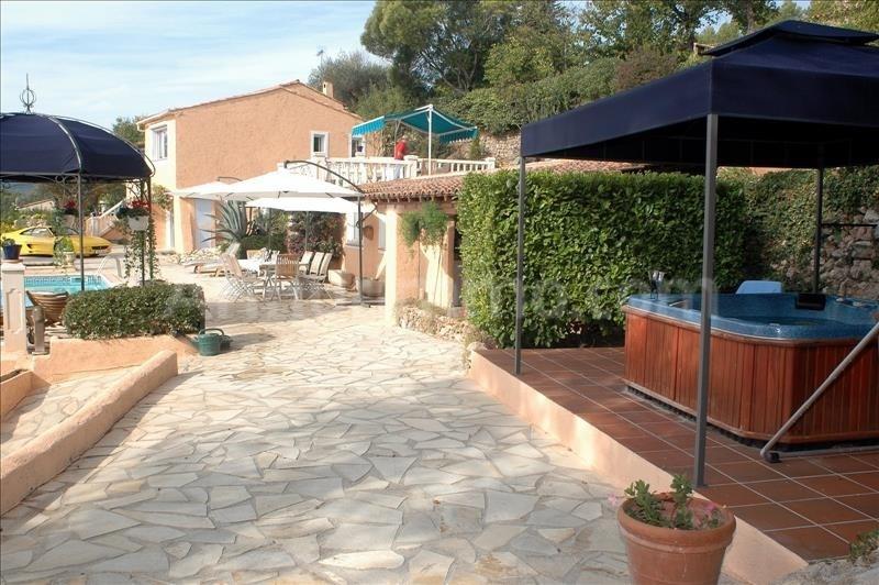 Vente maison / villa Bagnols en foret 440000€ - Photo 13