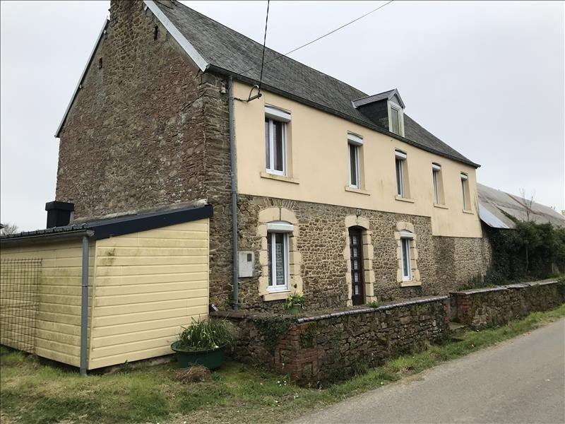 Sale house / villa Millieres 147500€ - Picture 1