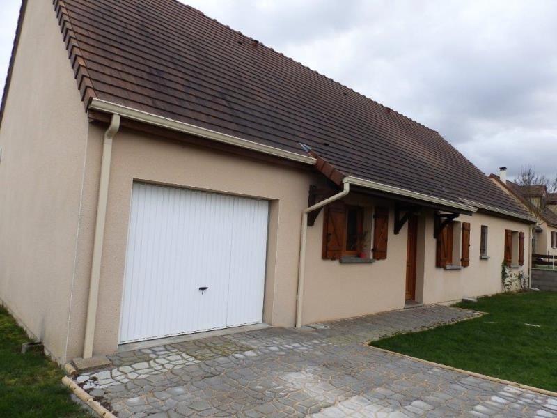 Revenda casa Aubigny 149800€ - Fotografia 1