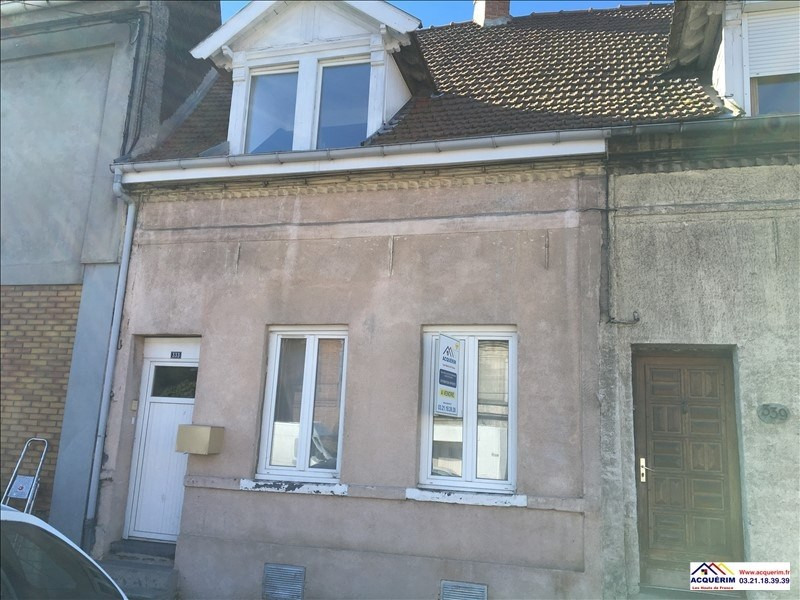 Investment property house / villa Henin beaumont 59 000€ - Picture 3