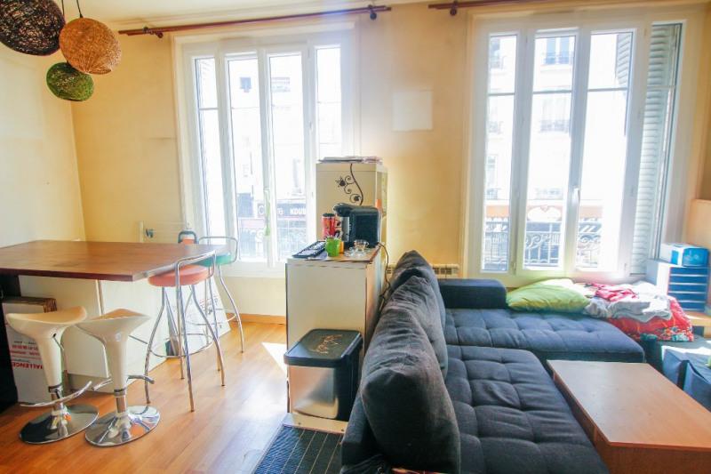 Sale apartment Asnieres sur seine 217000€ - Picture 2