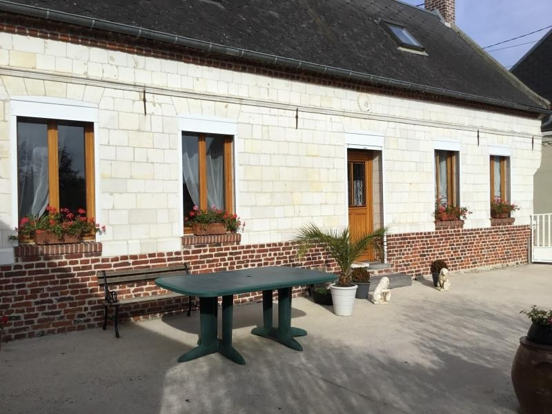 Sale house / villa Beaumetz les loges 210 000€ - Picture 1