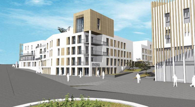 Vente appartement Laval 202000€ - Photo 2