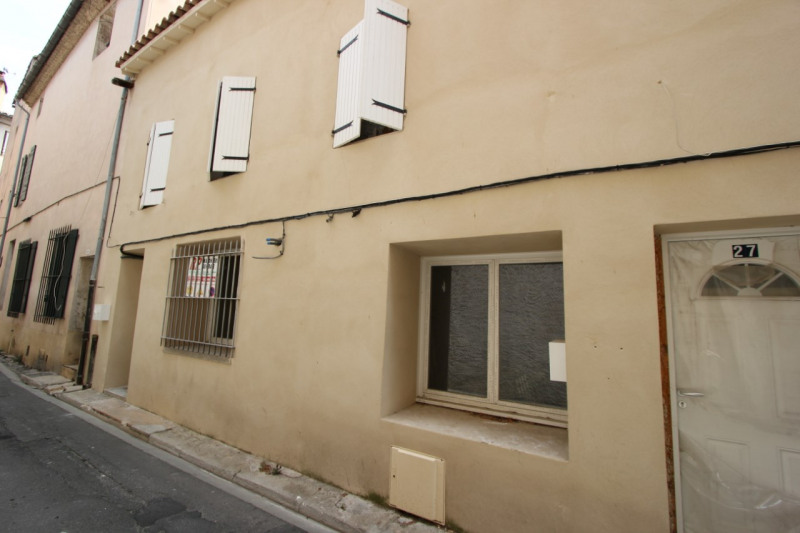 Sale building Carpentras 160000€ - Picture 1