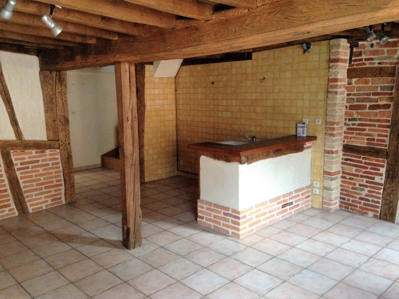 Rental apartment Montrevel-en-bresse 470€ CC - Picture 1