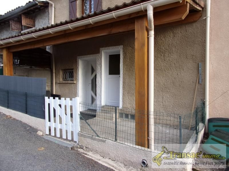 Investment property house / villa Thiers 49500€ - Picture 8
