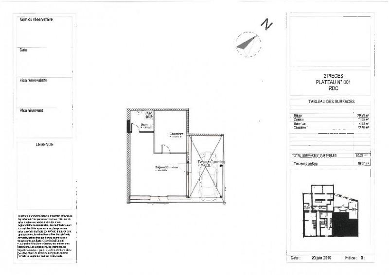 Vente appartement St vincent de tyrosse 136000€ - Photo 1