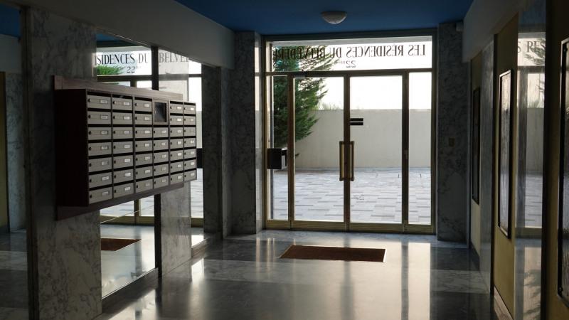 Rental apartment Nice 845€ CC - Picture 7