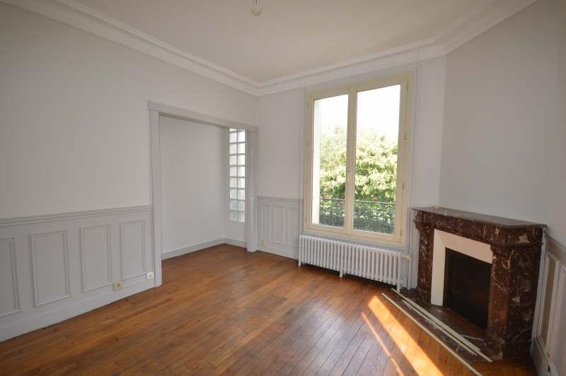 Location maison / villa Asnieres sur seine 1215€ CC - Photo 1