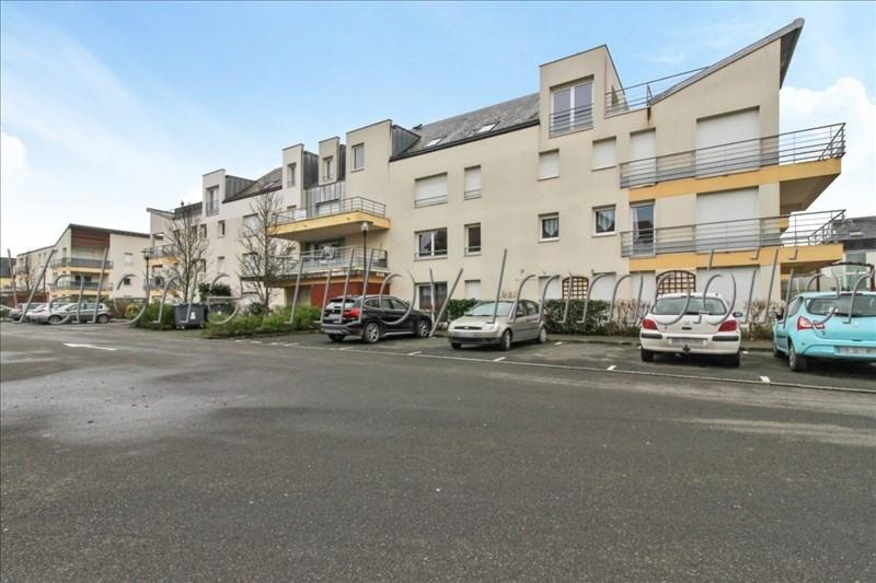 Verkoop  appartement Bruz 95000€ - Foto 4