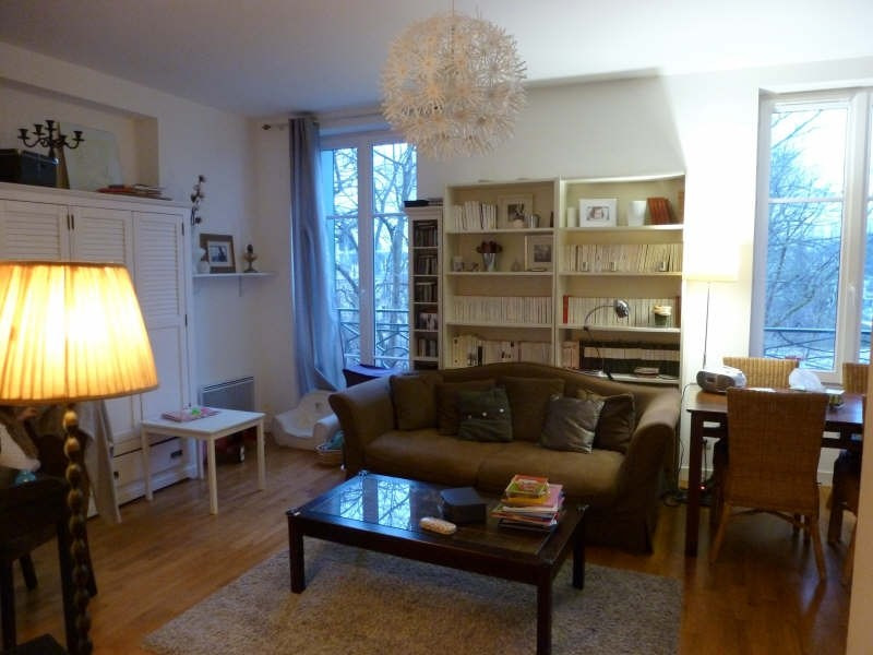 Rental apartment St germain en laye 1 580€ CC - Picture 2
