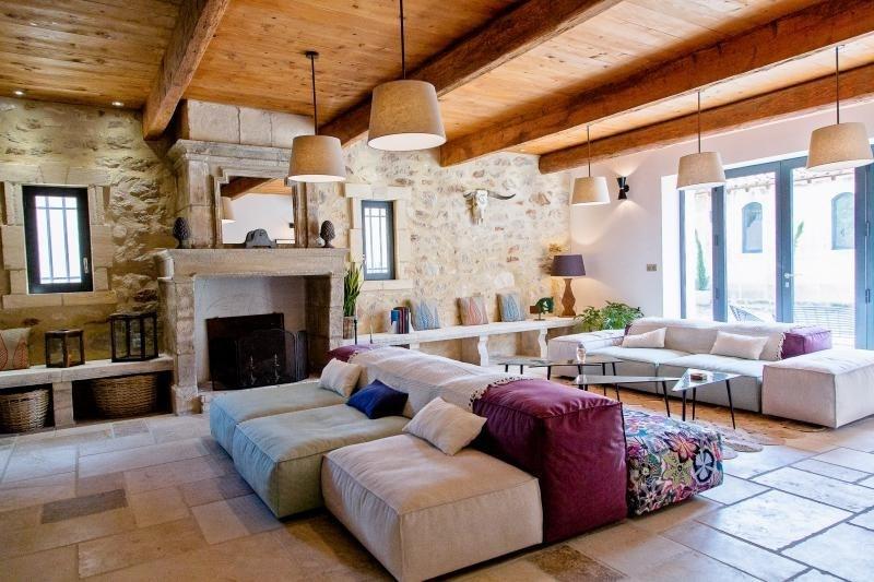 Verkauf von luxusobjekt haus Fontvieille 2600000€ - Fotografie 3
